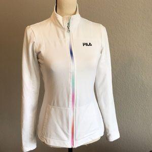 FILA Sport small zip jacket